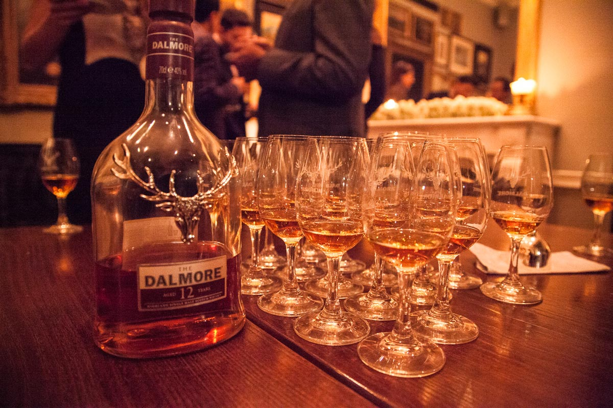 Master Class Whisky | From Highlands to Islands